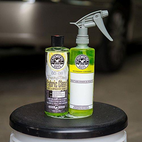 Chemical Guys CWS20316 Foaming Citrus Fabric Clean Carpet