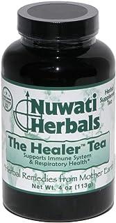 Nuwati Herbals Healing Teas - The Healer Tea - Immune System Support, Respiratory Health – Healing Tea for Women and Men, ...