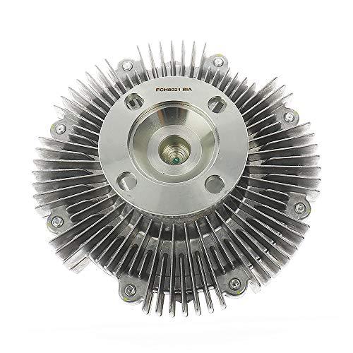 IRONTEK 2671 Engine Cooling Fan Clutch fits Acura SLX/Honda Passport/Isuzu Rodeo/Toyota 4 Runner/Toyota Tacoma/Tundra Radiator Fan Clutch 16210-62030