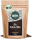 Kakao Nibs ungeröstet Bio 250g