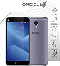 Celicious Vivid Plus Mild Anti-Glare Screen Protector Film Compatible with Meizu M5 Note [Pack of 2]