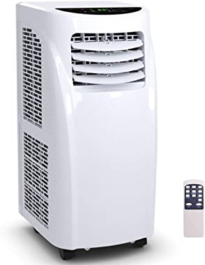 Bfg Boots Portable Dehumidifier Air Conditioner & Kit with Window with Remote Control Unit Automatic Evaporation of Silent En