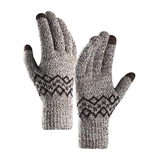 Damen Winterhandschuhe Fäustlinge Winterhandschuhe Damen Warme Thermohandschuhe zum Laufen Fingerlose Handschuhe Fäustlinge