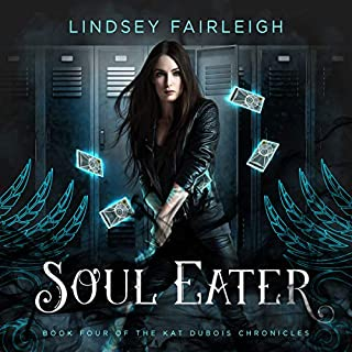 Soul Eater audiobook cover art