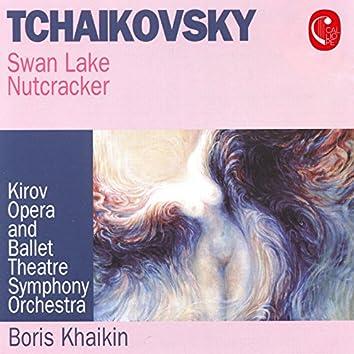 Tchaikovsky: Swan Lake, Op. 20 & Nutcracker, Op. 71