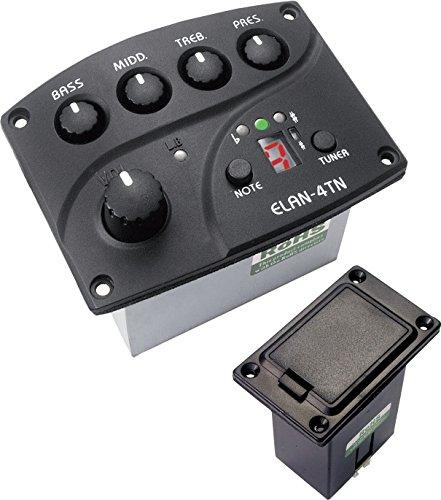 Belcat 4TN Elan 4TN Preamp mit FND Tuner
