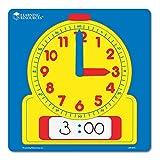 Learning Resources Horloge De Démonstration Effaçable De -