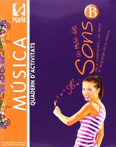 Eso 2 - Musica - Un Mon De Sons B Quad. (valencia)