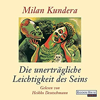 Die unerträgliche Leichtigkeit des Seins                   By:                                                                                                                                 Milan Kundera                               Narrated by:                                                                                                                                 Heikko Deutschmann                      Length: 10 hrs and 21 mins     3 ratings     Overall 4.3