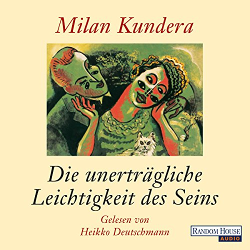 Die unerträgliche Leichtigkeit des Seins                   By:                                                                                                                                 Milan Kundera                               Narrated by:                                                                                                                                 Heikko Deutschmann                      Length: 10 hrs and 21 mins     Not rated yet     Overall 0.0