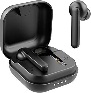 Willful Auriculares Inalambricos,Bluetooth 5.0 TWS Estéreo Cascos IPX7 Impermeable Auriculares Control Tactil con Caja de ...