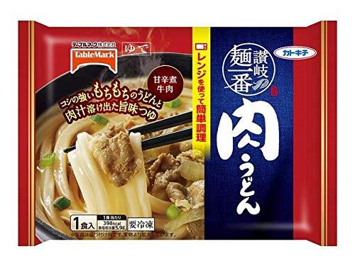 テーブルマーク『讃岐麺一番 肉うどん』
