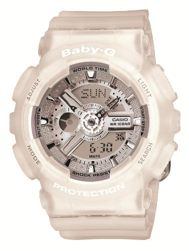 Casio Baby-G Big Case Series Lady's Watch BA-110-7A2JF (Japan Import) - http://coolthings.us