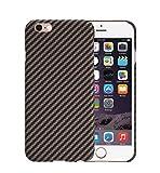 pitaka iPhone 6 Plus/iPhone 6s Plus Hülle mit Schutzfolie - schwarz/Rosegold 5.5 Zoll Schutzhülle...