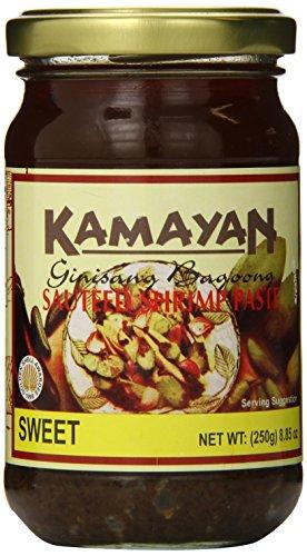 Kamayan Sauteed Shrimp Paste, Sweet, 8.8 Ounce