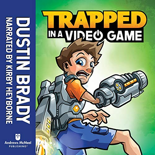 Trapped in a Video Game cover art