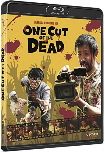 One Cut Of The Dead [Blu-ray] (Blu-ray)