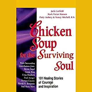 Chicken Soup for the Surviving Soul audiobook cover art