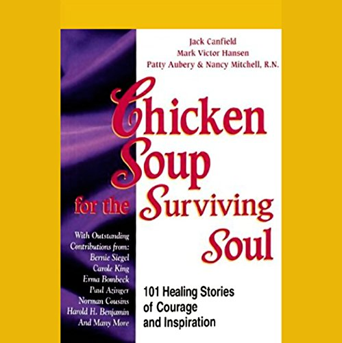 『Chicken Soup for the Surviving Soul』のカバーアート
