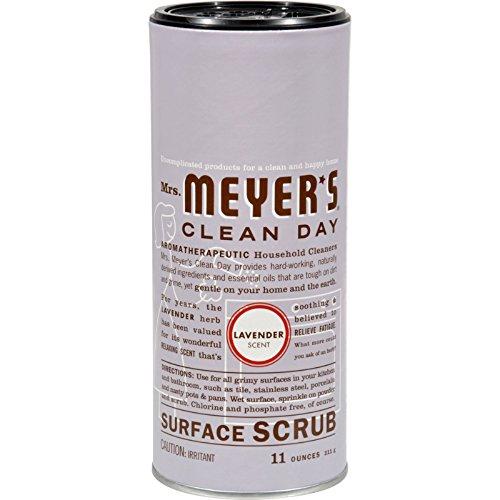 Price comparison product image Mrs. Meyers Surface Scrub - Lavender - 11 oz