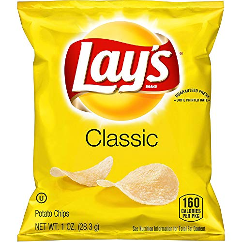 Lays Original Potato Chips Deli Style