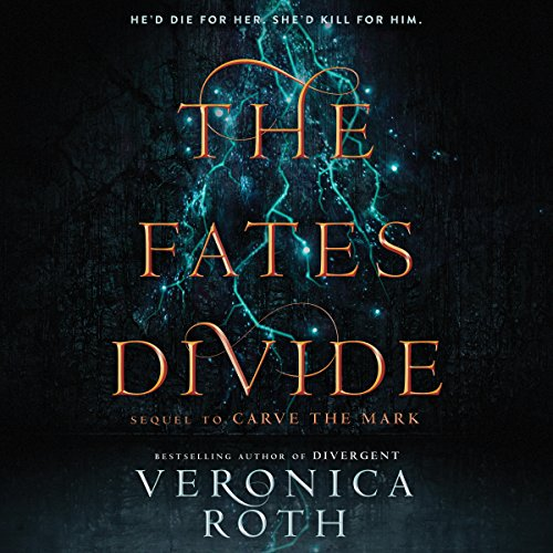 The Fates Divide audiobook cover art
