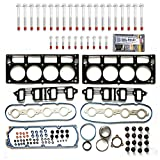 ECCPP Engine Head Gasket Set with Bolts fit...