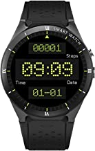 CIGOO KINGWEAR KW88 Pro 3G Smartwatch Phone 1.39 inch Android 7.0 MTK6580 Quad Core 1.3GHz 1GB RAM 16GB ROM Smart Watch GPS Wearable Devices