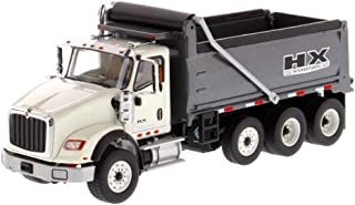 Colección diecast 1/50 Gris International HX620 Dump Truck Vehículo de aleación Modelo Coche diecast Modelo de Coche de Ju...