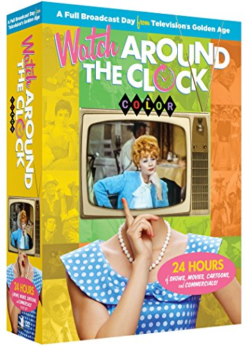 Watch Around The Clock - In Color (5 Dvd) [Edizione: Stati Uniti]...