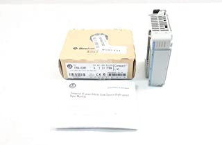 ALLEN BRADLEY 1769-IQ16F Compact I/O Input Module SER A REV 1 D630199