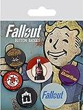 GB Eye, Fallout 4, Mix 2, Pack de Chapas,