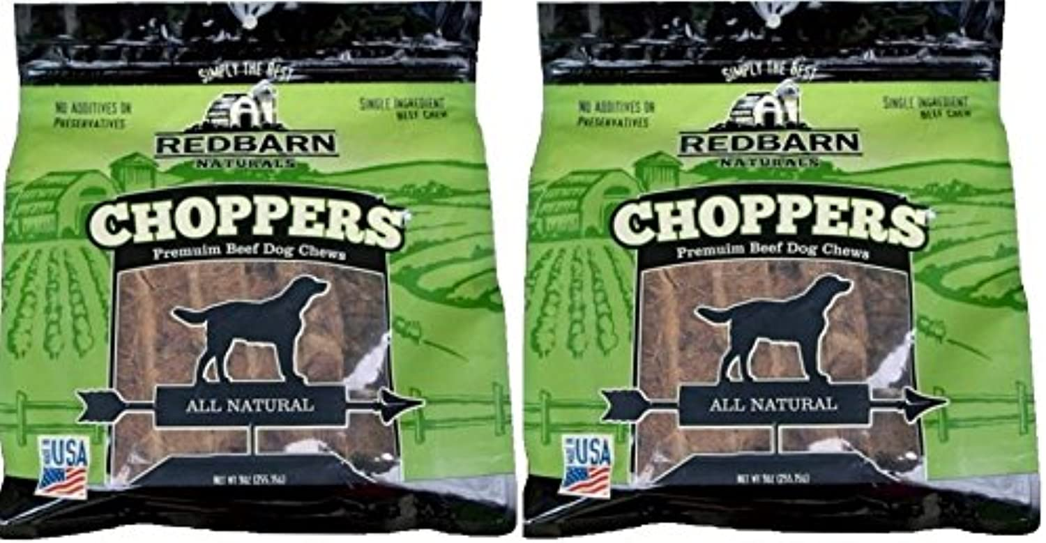 Beefeaters Redbarn Choppers Bag, 9 oz. (2Pack)