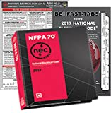 NFPA 70 Looseleaf: National Electrical Code (NEC), Looseleaf, Fast Tabs and NEC Quick Card, Set, 2017 Editions