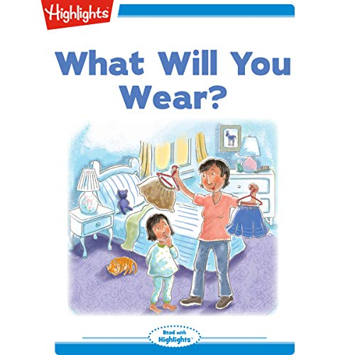 What Will You Wear? copertina
