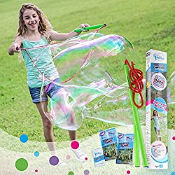 Bubble wand for childrens activity