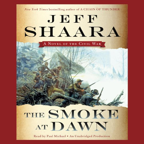 The Smoke at Dawn audiobook cover art