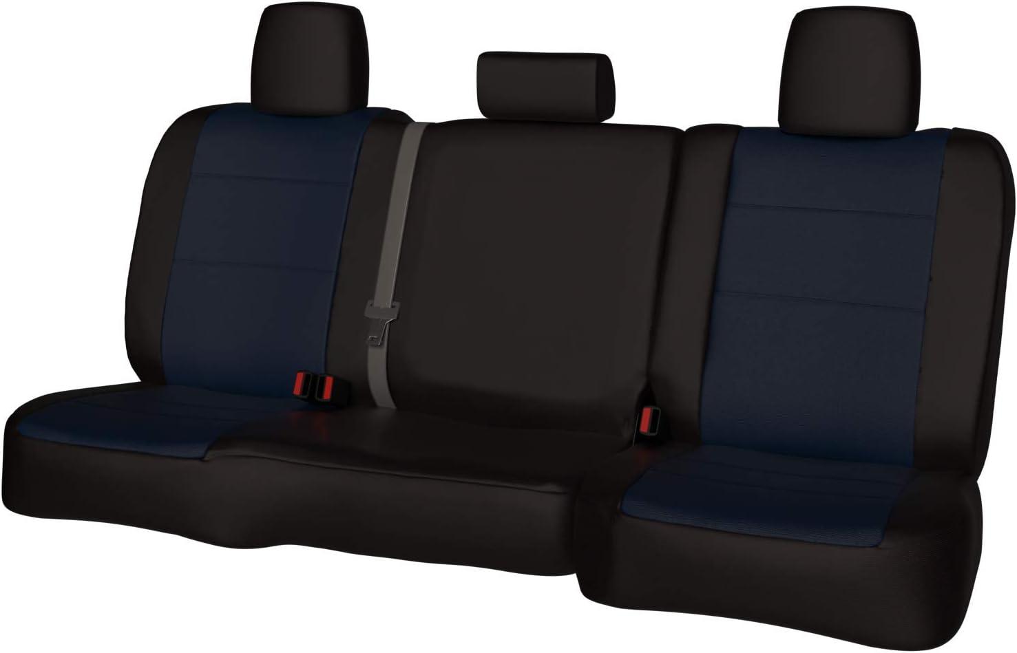 Rear SEAT: ShearComfort Custom Long Beach Mall Waterproof Covers Omaha Mall fo Seat Cordura