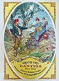 PostersAndCo BANYULS VIN P.Oliver Rinn-Poster/Reproduction 60x80cm* d1 Affiche Vintage/RéTRO