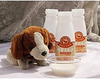 木村山羊牧場「国産なまヤギミルク(ペット用)(冷凍200ml*5本セット」