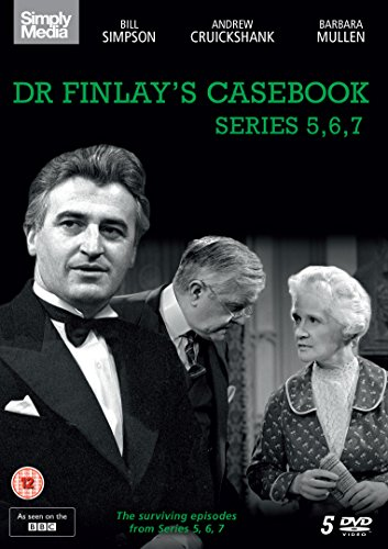 Dr Finlay's Casebook Series 5,6 and 7 [5 DVDs] [UK Import]