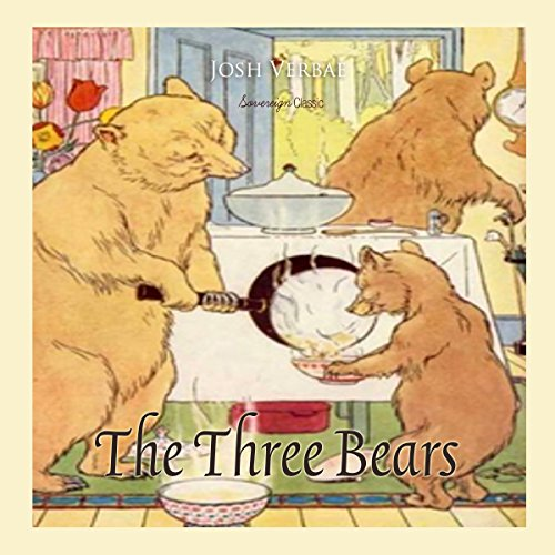 The Three Bears audiobook cover art