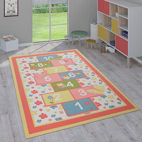 bester der welt Paco Home Kinderteppiche, kurzflorige Teppiche für Kinderzimmer mit Spielteppichen in verschiedenen Designs… 2021