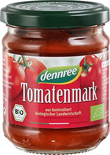 dennree Bio Tomatenmark (6 x 200 gr)