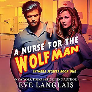 A Nurse for the Wolfman  cover art