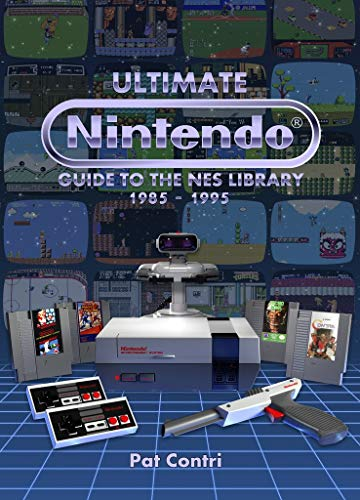 Price comparison product image Ultimate Nintendo: Guide to the NES Library (1985-1995)