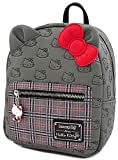 Loungefly Hello Kitty by Backpack Grey Kitty Sanrio Bags
