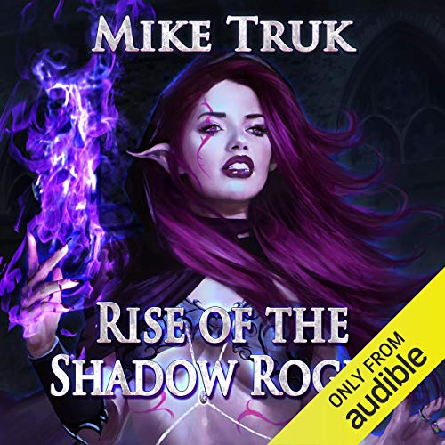 Page de couverture de Rise of the Shadow Rogue