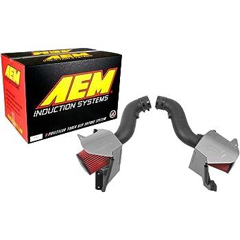 Hi FLow Cold Air Intake Kit /& Filters Heat Shield for 2008-2017 370Z G37 3.7L V6
