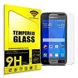 actecom® Cristal Templado Protector 0.2MM Compatible con Samsung Galaxy Trend 2 Lite